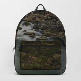 Great Falls in Autumn Backpack