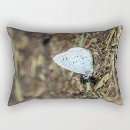 Spring Azure Rectangular Pillow