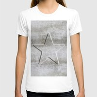 solid T-shirts featuring Solid Star by LebensART