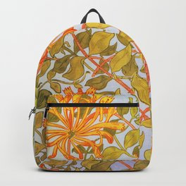 William Morris - Water Heater - Digital Remastered Edition Backpack