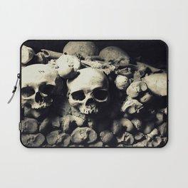 Catacombs, Paris Laptop Sleeve