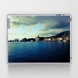 BERGEN CITY, NORWAY Laptop & iPad Skin