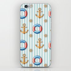 sea day  iPhone & iPod Skin