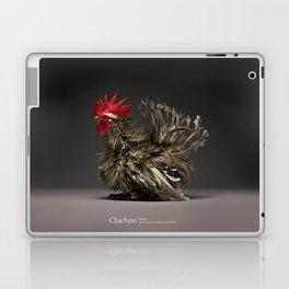Chic!ken - Frizzle Chabo Laptop & iPad Skin