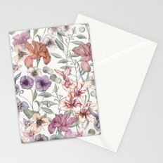 Magical Floral  Stationery Cards