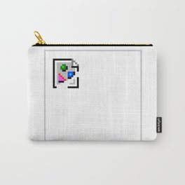 Image Not Loading Carry-All Pouch