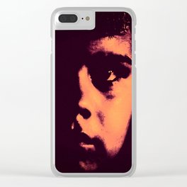 Looking At You Clear iPhone Case