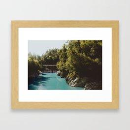 Hokitika Framed Art Print