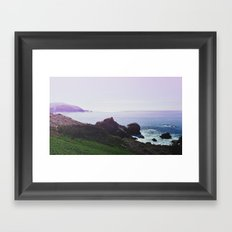 completely different but all the same Framed Art Print