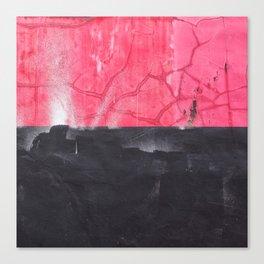 Halved Canvas Print