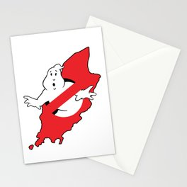 Ghostbusters Isle of Man Stationery Cards