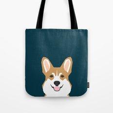 Teagan - Corgi Welsh Corgi gift phone case design for pet lovers and dog people Tote Bag