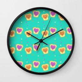 Sweet Lovers - Pattern Wall Clock