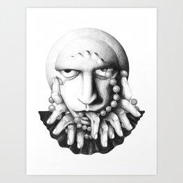 Perla... Art Print
