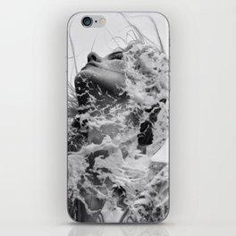 Coastlines iPhone Skin