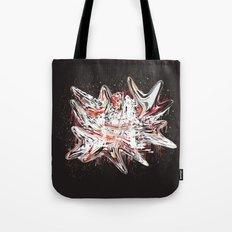 Mind bending Splat Tote Bag
