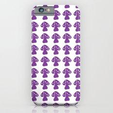 mushroom purple Slim Case iPhone 6s