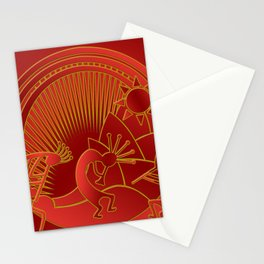 Red Pepper Jam Stationery Cards