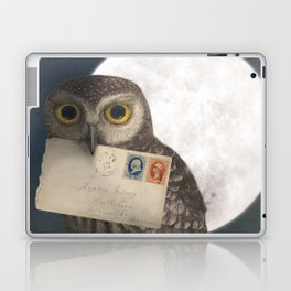 Owl Post Laptop & iPad Skin