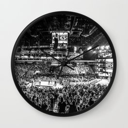 Fight Owens Fight Wall Clock