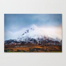 Mount Errigal - Ireland(RR 260) Canvas Print