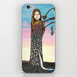 L'amour irrésistible iPhone Skin