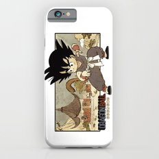 Son Goku On Mt. Paozu iPhone 6s Slim Case