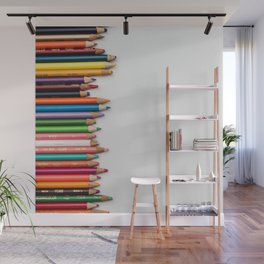 Colored pencil 10 Wall Mural