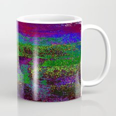 66-84-01 (Earth Night Glitch) Mug