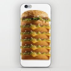 America Sensored:United States OF Burgerland iPhone & iPod Skin