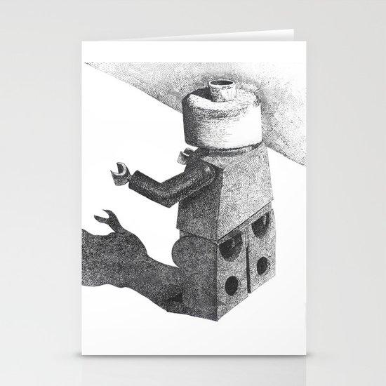 So Long Legoman Stationery Cards