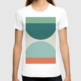 Abstract Geometric 20 T-shirt