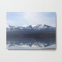 Flathead Lake  Metal Print