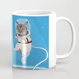 Catstronaut Coffee Mug