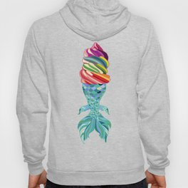 Mermaid Ice Cream Hoody