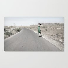 horizontal #5 Canvas Print