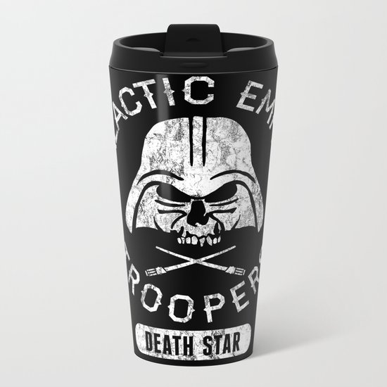 Bad Boy Club: Galactic Empire Troopers Metal Travel Mug