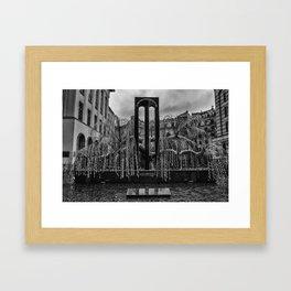 Tree of Life. Framed Art Print