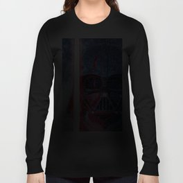 Darth Vader Storm Long Sleeve T-shirt