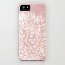 A Wish in Pink iPhone Case