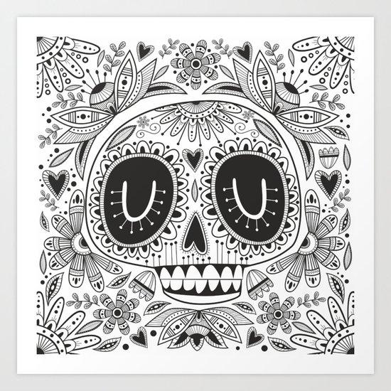 Skull by filipagarcia