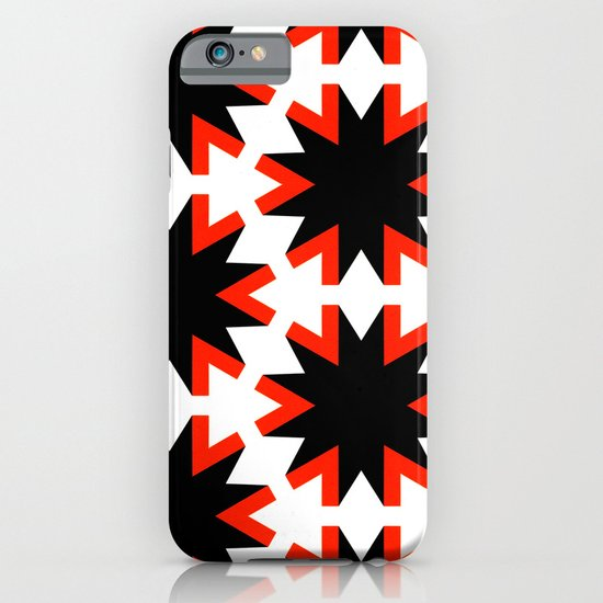 Vleminck Pattern iPhone & iPod Case
