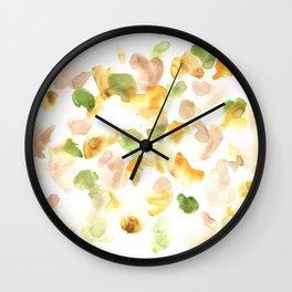 170722 Colour Loving 14 Wall Clock