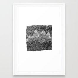 return 2 Framed Art Print