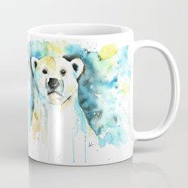 Polar Bear - Like a Boss Coffee Mug