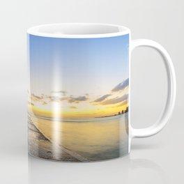 Golden Hour in Waikiki Coffee Mug