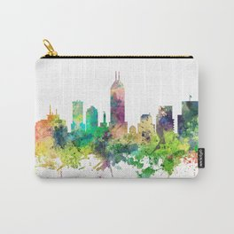 Indiana, Indianapolis Skyline SP Carry-All Pouch