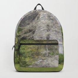 Peaked Barn Backpack