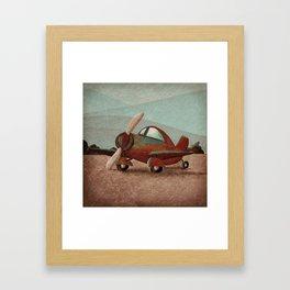 Adventure Air Framed Art Print