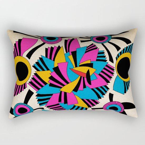- rose - Rectangular Pillow